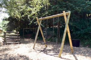 Symonds Yat Campsite Playground