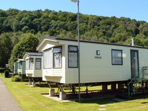 Symonds Yat Holiday Caravans 2 & 3
